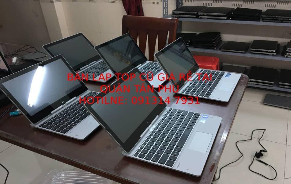 Laptop cũ giá rẻ uy tín tại quận tân phú
